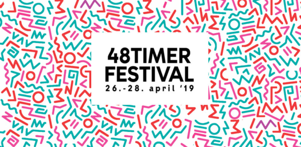 48 Timer Festival this April