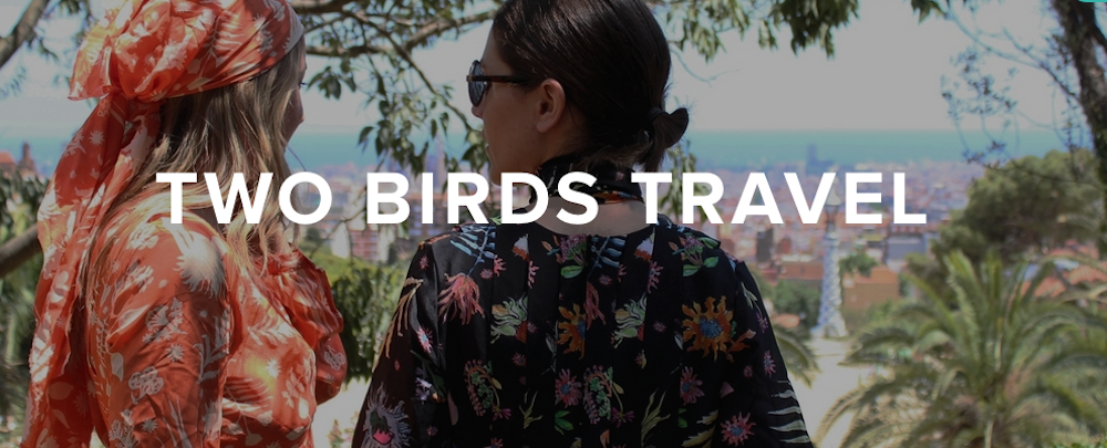 Two Birds Travel Talks To Us