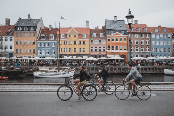 Explore Copenhagen by Bicycle