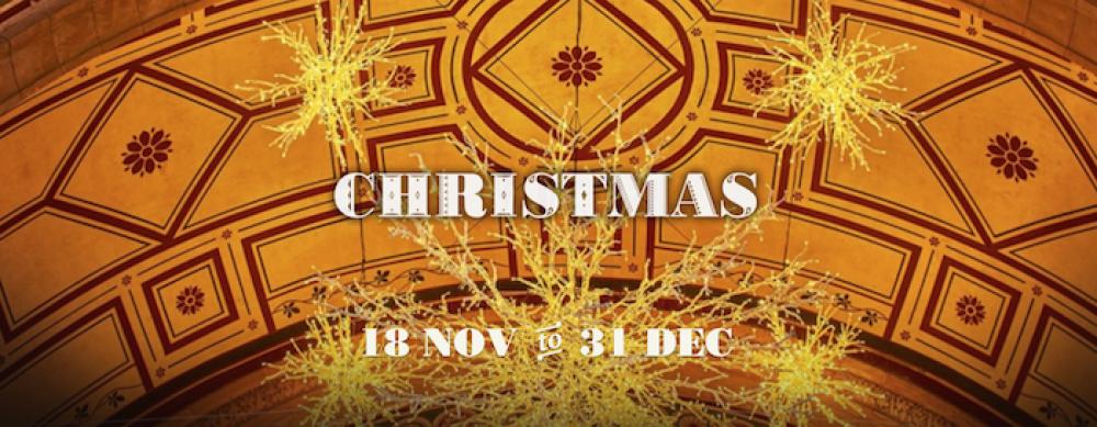 Enjoy Tivoli this Christmas in Copenhagen