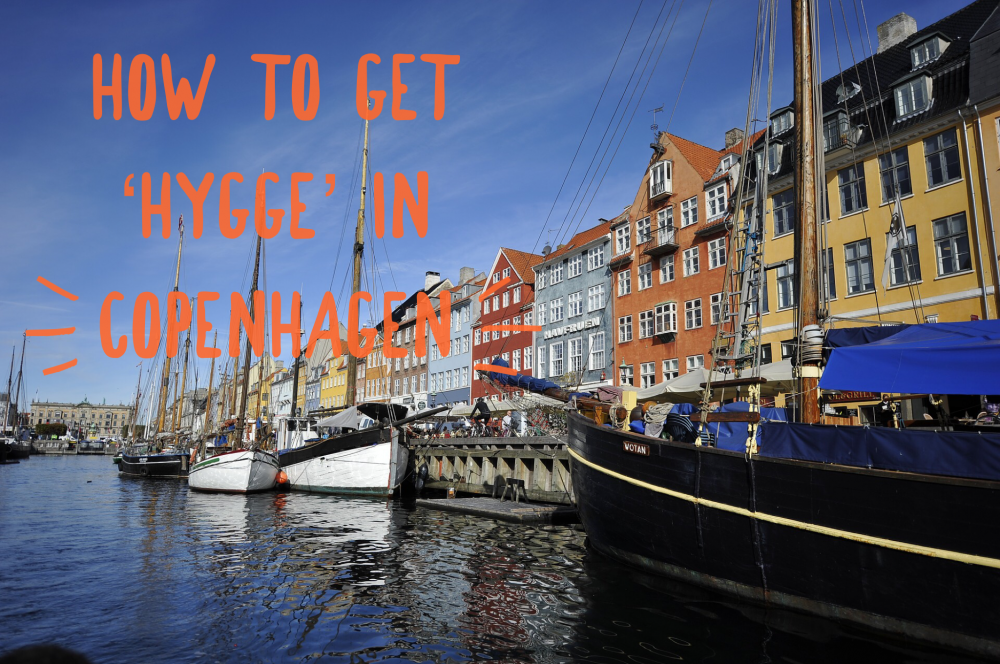 Bring some Cosiness in your life with some Danish Hygge