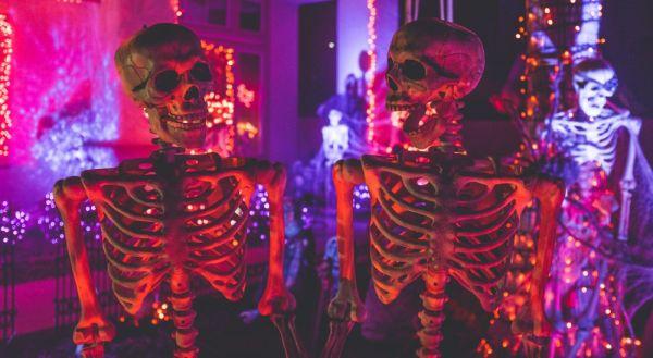 Celebrating Halloween at Copenhagen Downtown Hostel