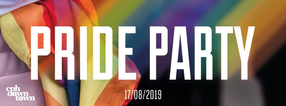 Copenhagen Pride 2019 is Here